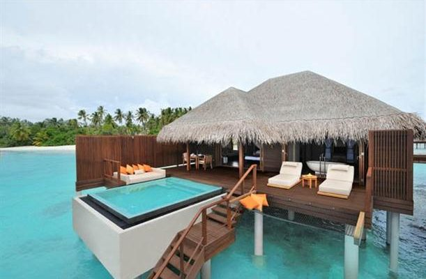 Natural and Luxury Villas Above the Sea – Ayada Maldives Resort