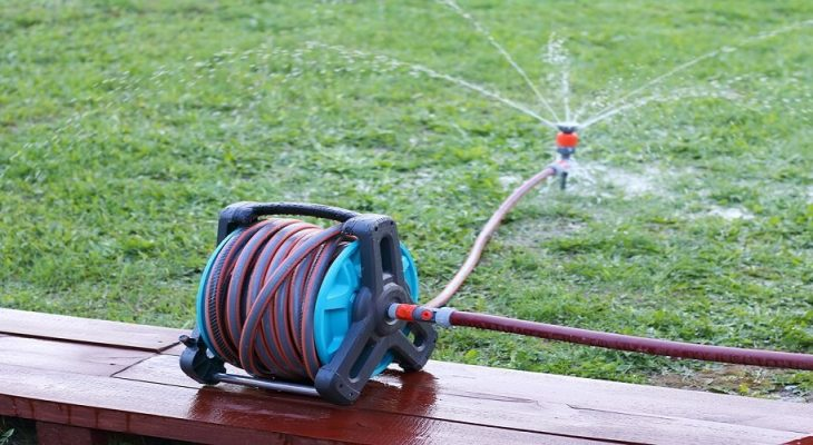 Decorating Your Home With Your Vintage Hose Reel